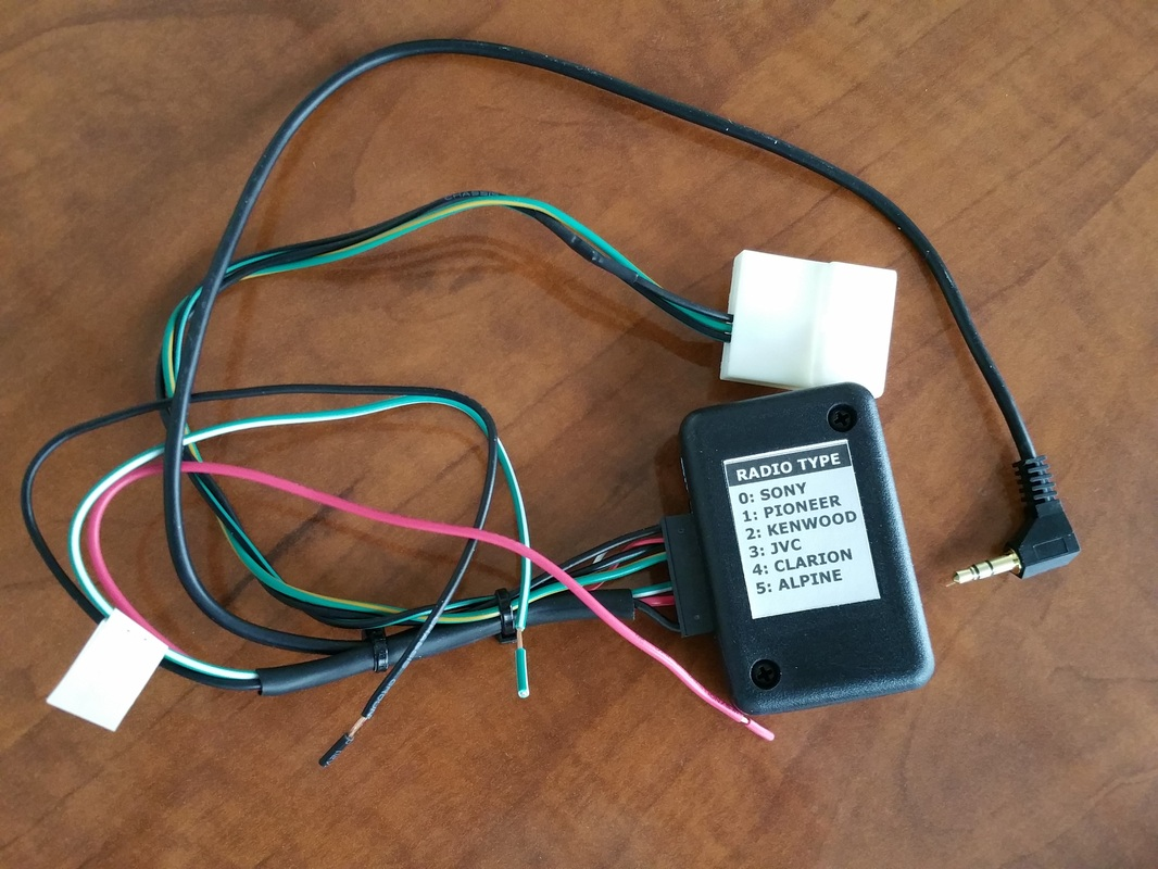Tlx100 Toyota Lexus Car Audio Entertaiment Interface Ac Wiring Includes Steering Wheel Electronics And 20 Pin